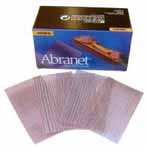 Abranet Mirka Sanding Strips 70x125mm P80 Box of 50