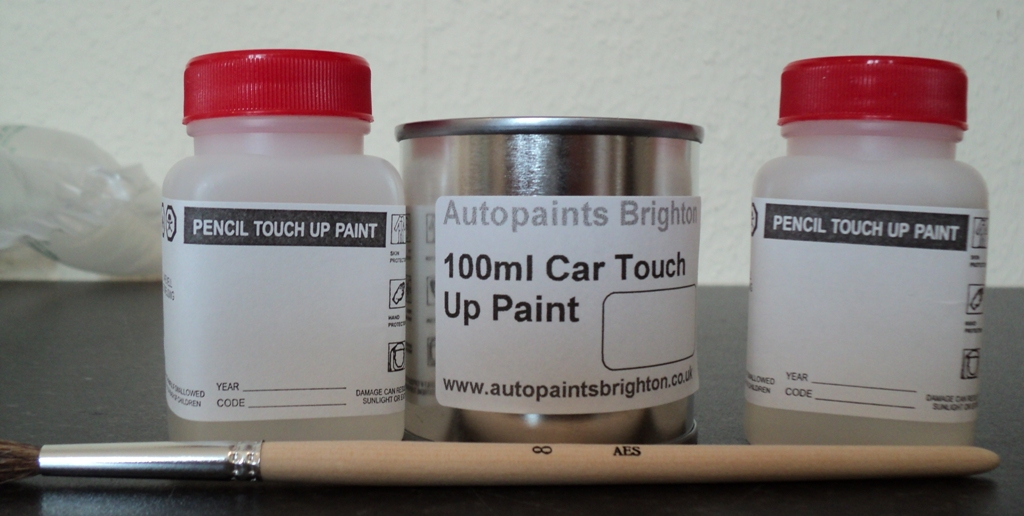 Car paint touch up kit 100ml all factory colours