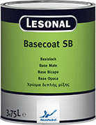 Lesonal solvent based tinter for Solvent based glass paint
