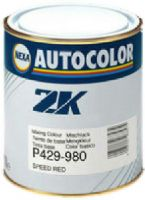 Nexa autocolor ici 2k solvent based sb car paint tinters for Solvent based glass paint